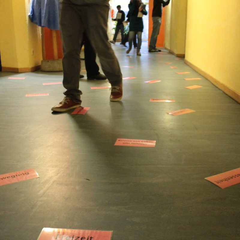 Freie Schule SPATZ - Schulgang